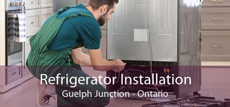 Refrigerator Installation Guelph Junction - Ontario