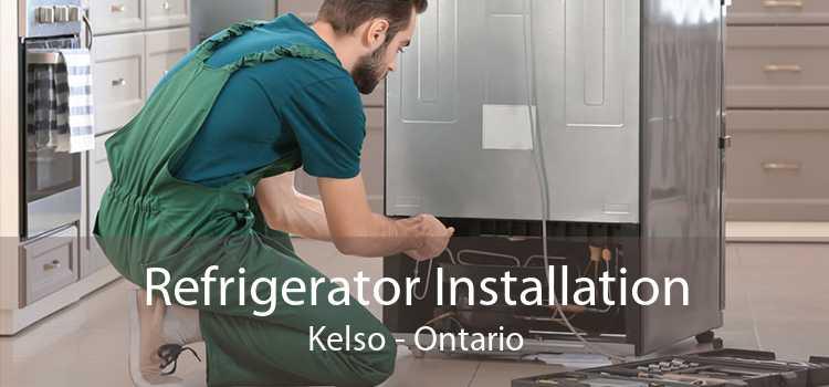 Refrigerator Installation Kelso - Ontario