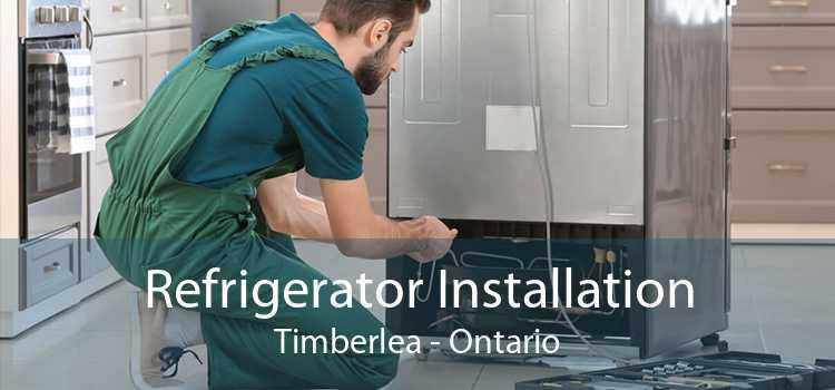 Refrigerator Installation Timberlea - Ontario