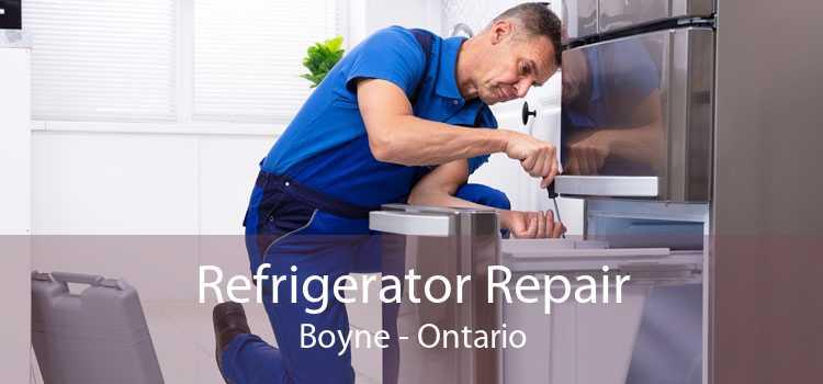 Refrigerator Repair Boyne - Ontario