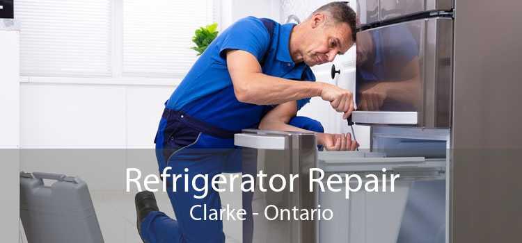 Refrigerator Repair Clarke - Ontario