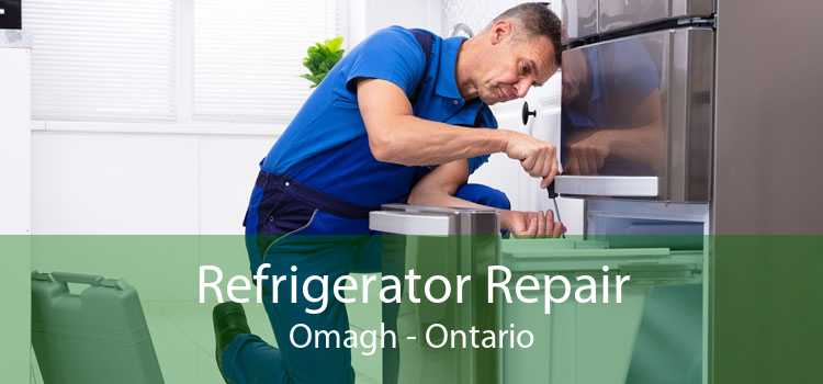 Refrigerator Repair Omagh - Ontario