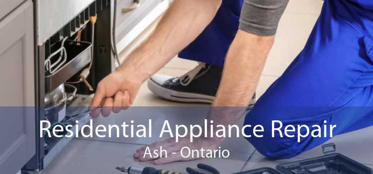 Residential Appliance Repair Ash - Ontario