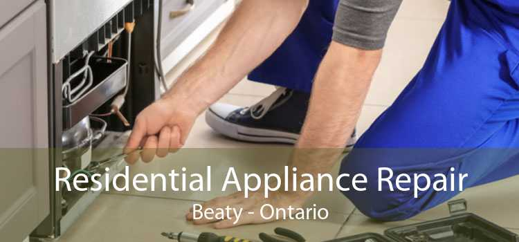 Residential Appliance Repair Beaty - Ontario