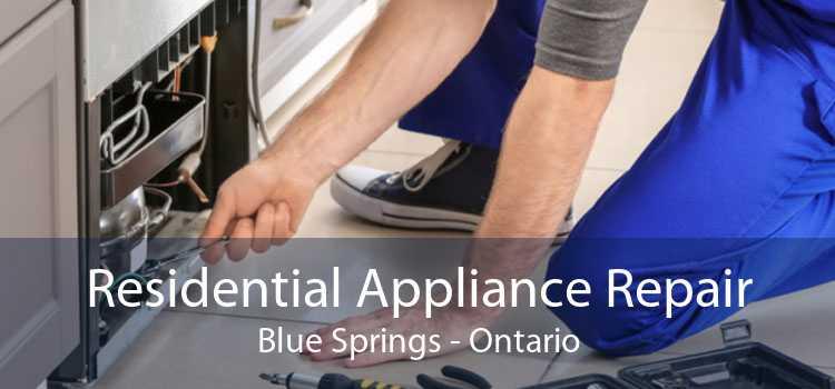 Residential Appliance Repair Blue Springs - Ontario