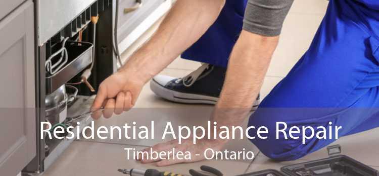 Residential Appliance Repair Timberlea - Ontario