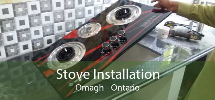 Stove Installation Omagh - Ontario