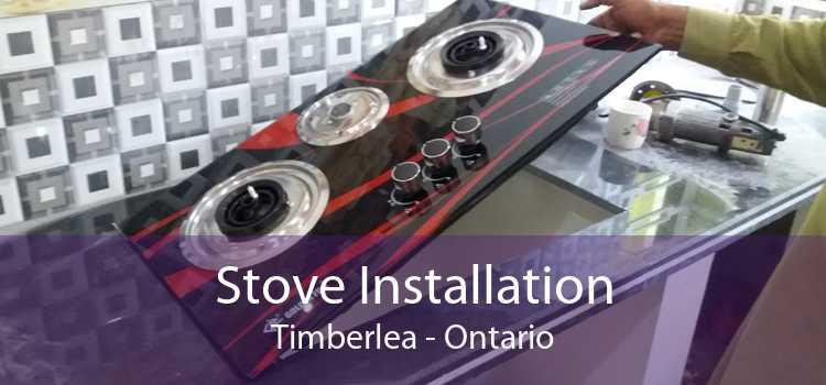 Stove Installation Timberlea - Ontario