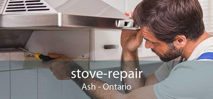 stove-repair Ash - Ontario