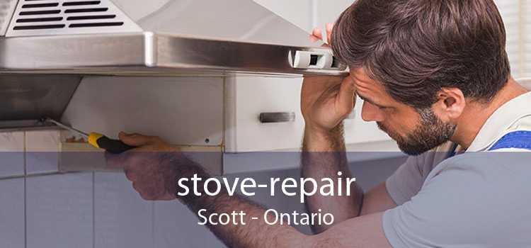 stove-repair Scott - Ontario