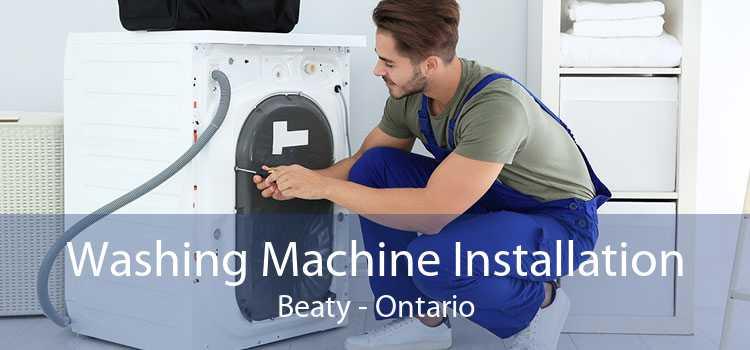 Washing Machine Installation Beaty - Ontario