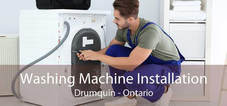 Washing Machine Installation Drumquin - Ontario