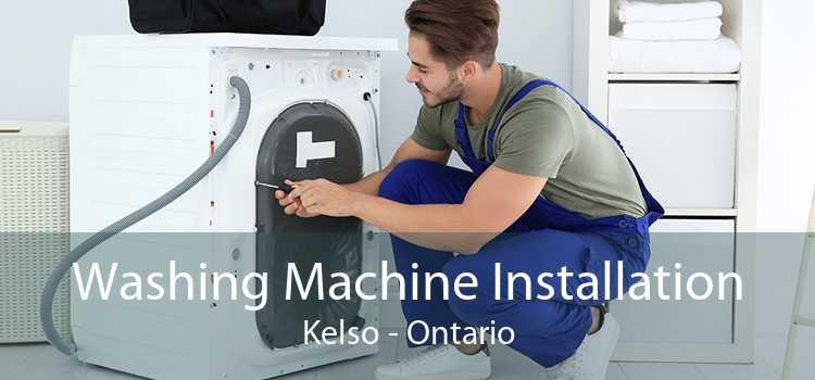 Washing Machine Installation Kelso - Ontario
