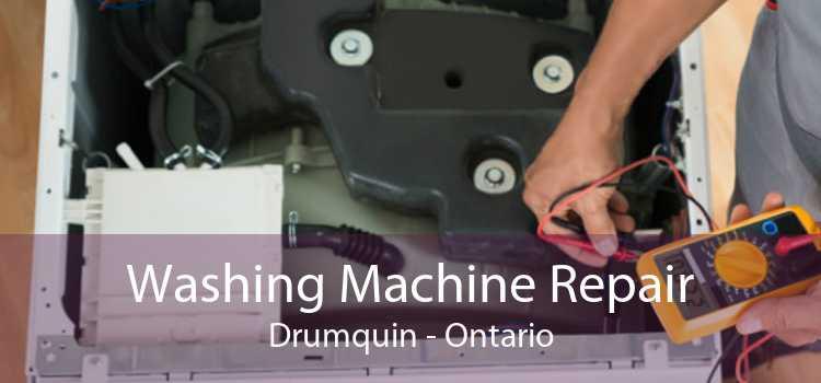 Washing Machine Repair Drumquin - Ontario