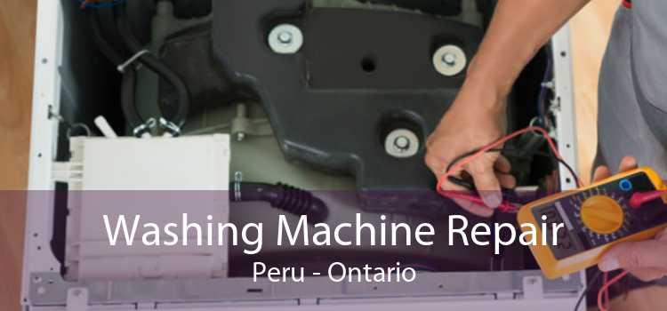 Washing Machine Repair Peru - Ontario