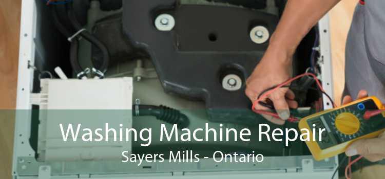 Washing Machine Repair Sayers Mills - Ontario